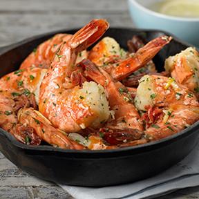 Shrimp Gremolata