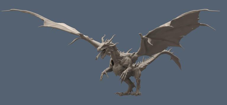 ドラゴン モデル