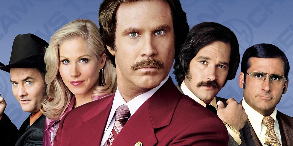 Flicks on the Field: Anchorman: The Legend of Ron Burgundy