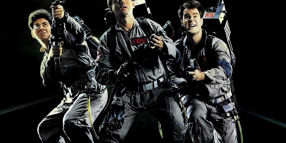 Flicks on the Field: Ghostbusters