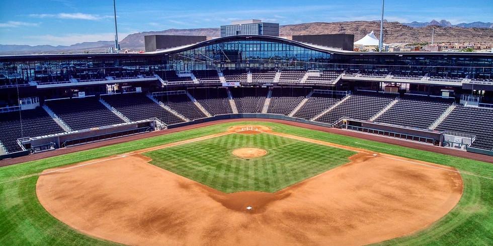 Tour the Las Vegas Ballpark