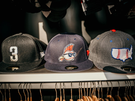 Baseballism Opens Pop-Up Store at Las Vegas Ballpark