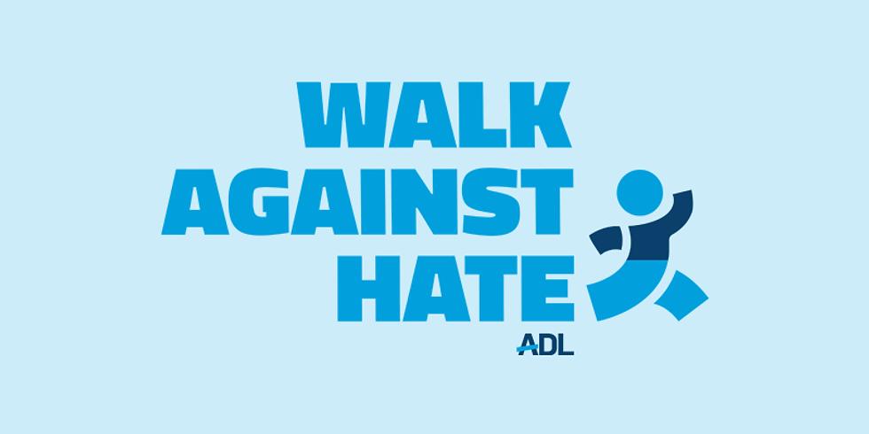 Anti-Defamation League Walk Against Hate