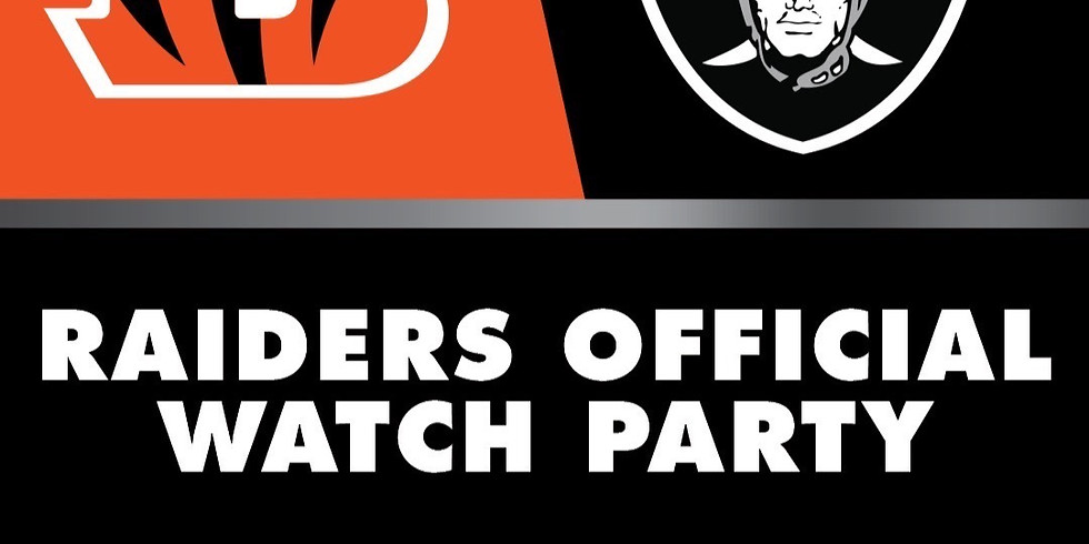 Raiders Watch Party
