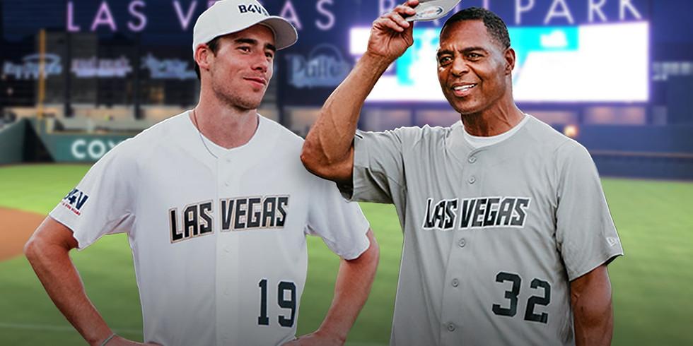 Battle 4 Vegas: Reilly Smith & Teammates vs Marcus Allen & Friends
