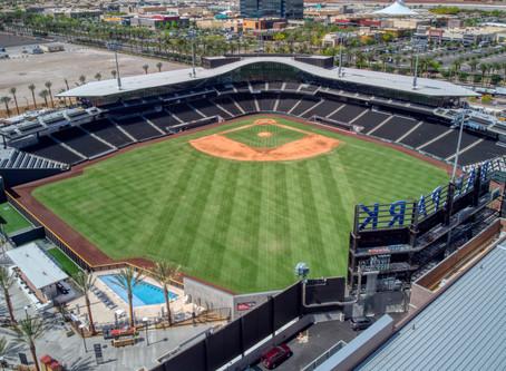 Las Vegas Ballpark Named Winner of 2019 MiLB Triple-A Best of the Ballparks