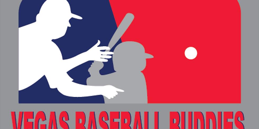 Vegas Baseball Buddies Clinic