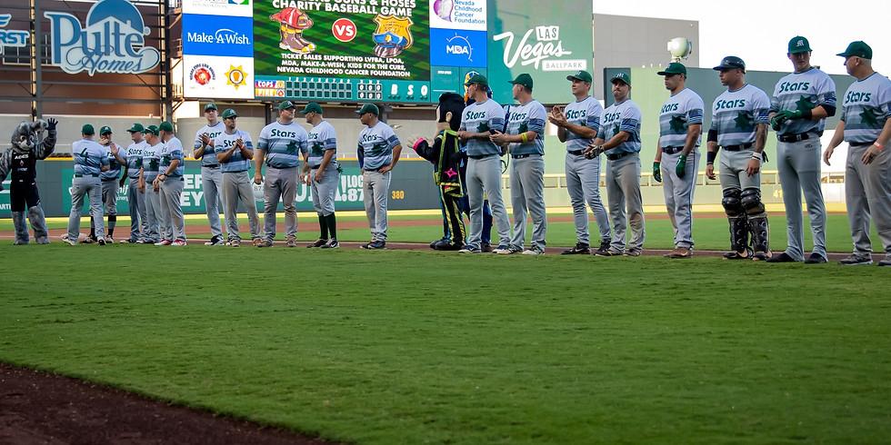 Guns & Hoses Charity Baseball Game