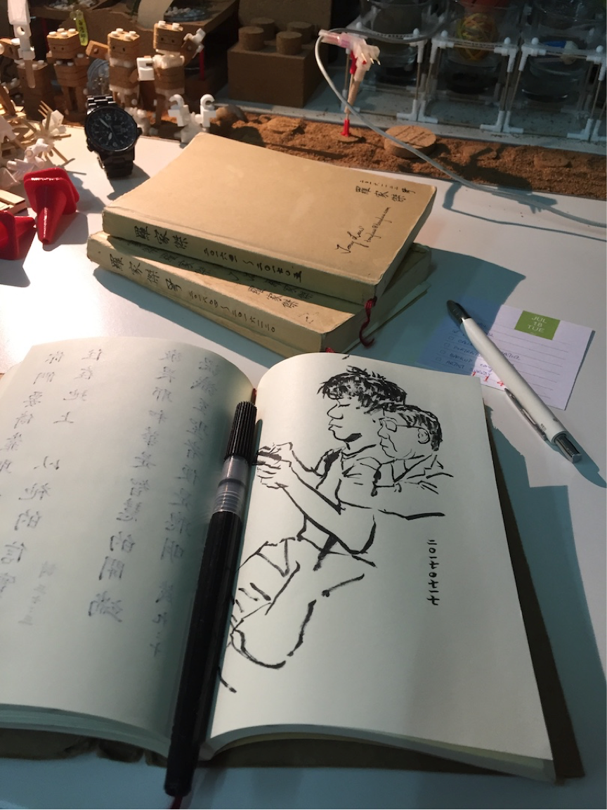 What type of sketchbook do you use?