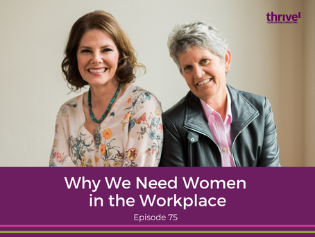 Why We Need Women in the Workplace