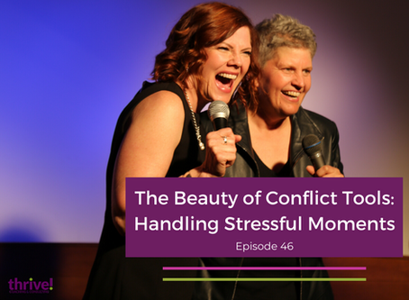 The Beauty of Conflict Tools: Handling Stressful Moments