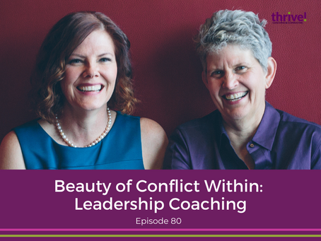 Beauty of Conflict Within: Leadership Coaching