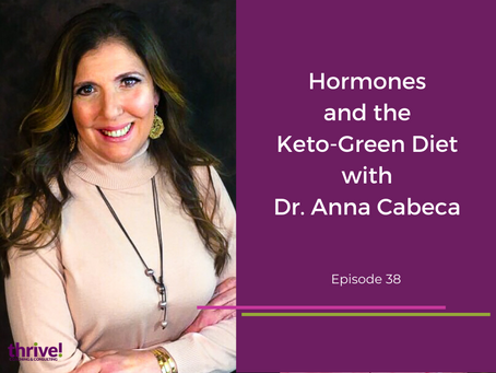 Hormones and the Keto-Green Diet with Dr. Anna Cabeca