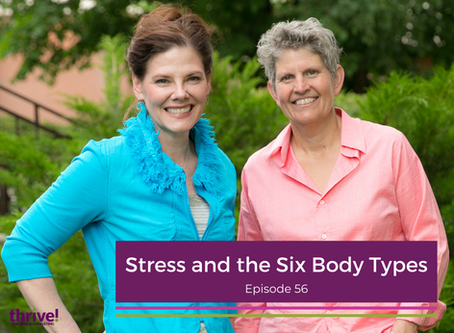Stress and the Six Body Types