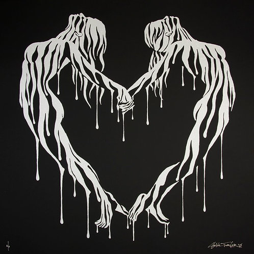 Making Love - Screenprint Variants