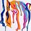 Thumbnail: 'Psychameleon - Transcendence 4.0'  Acrylic Painting