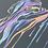 Thumbnail: 'Psychameleon XII' Acrylic Painting