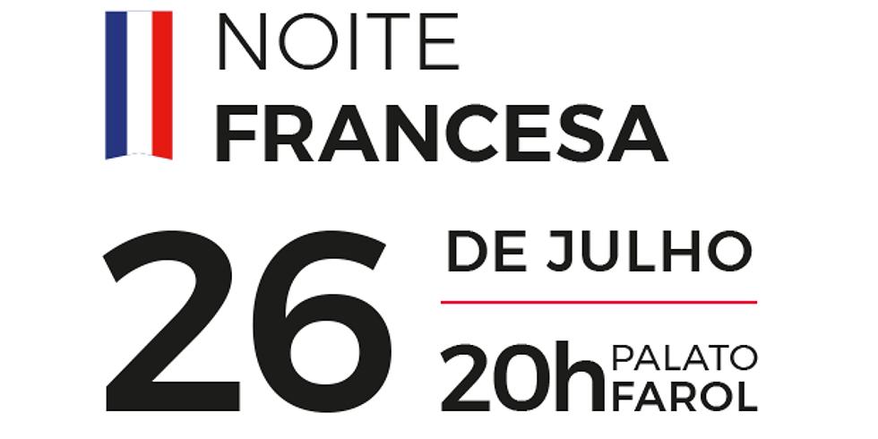 NOITE FRANCESA COM CASA PERINI