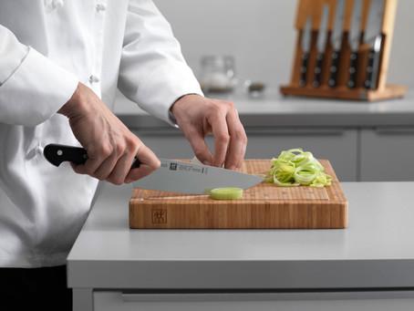 Facas com história e tradição para sua cozinha