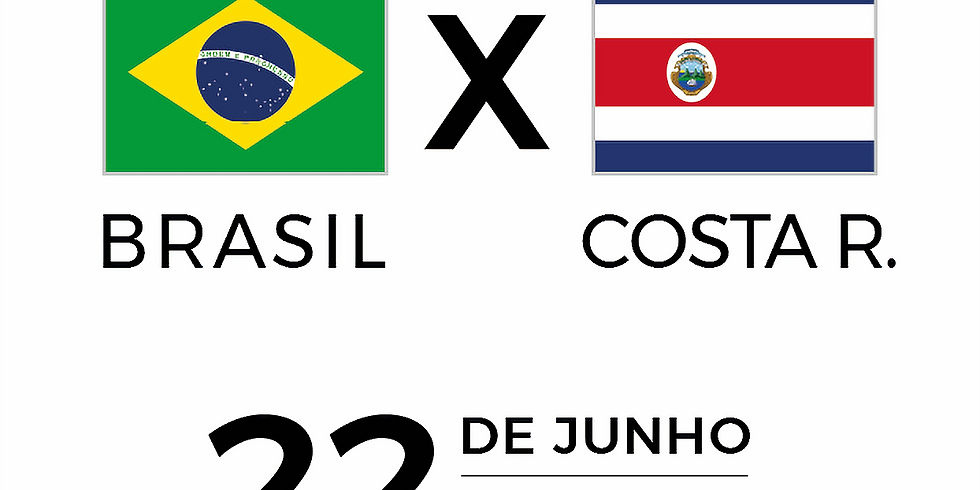 Brasil X Costa Rica