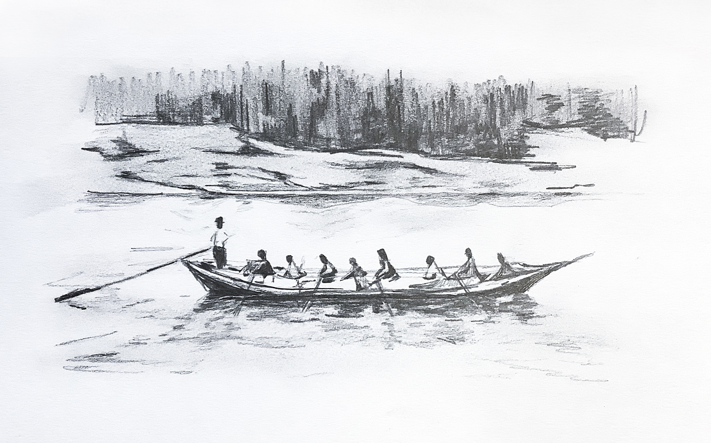 York Boat - Vid
