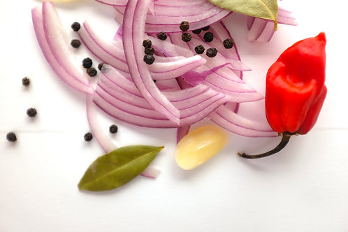 Yucatán Pickled Red Onion