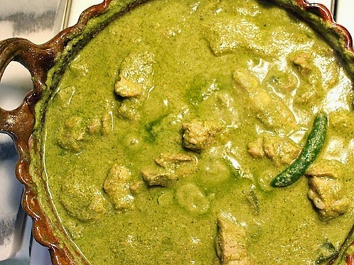 Green Pipián Mole (16oz.)