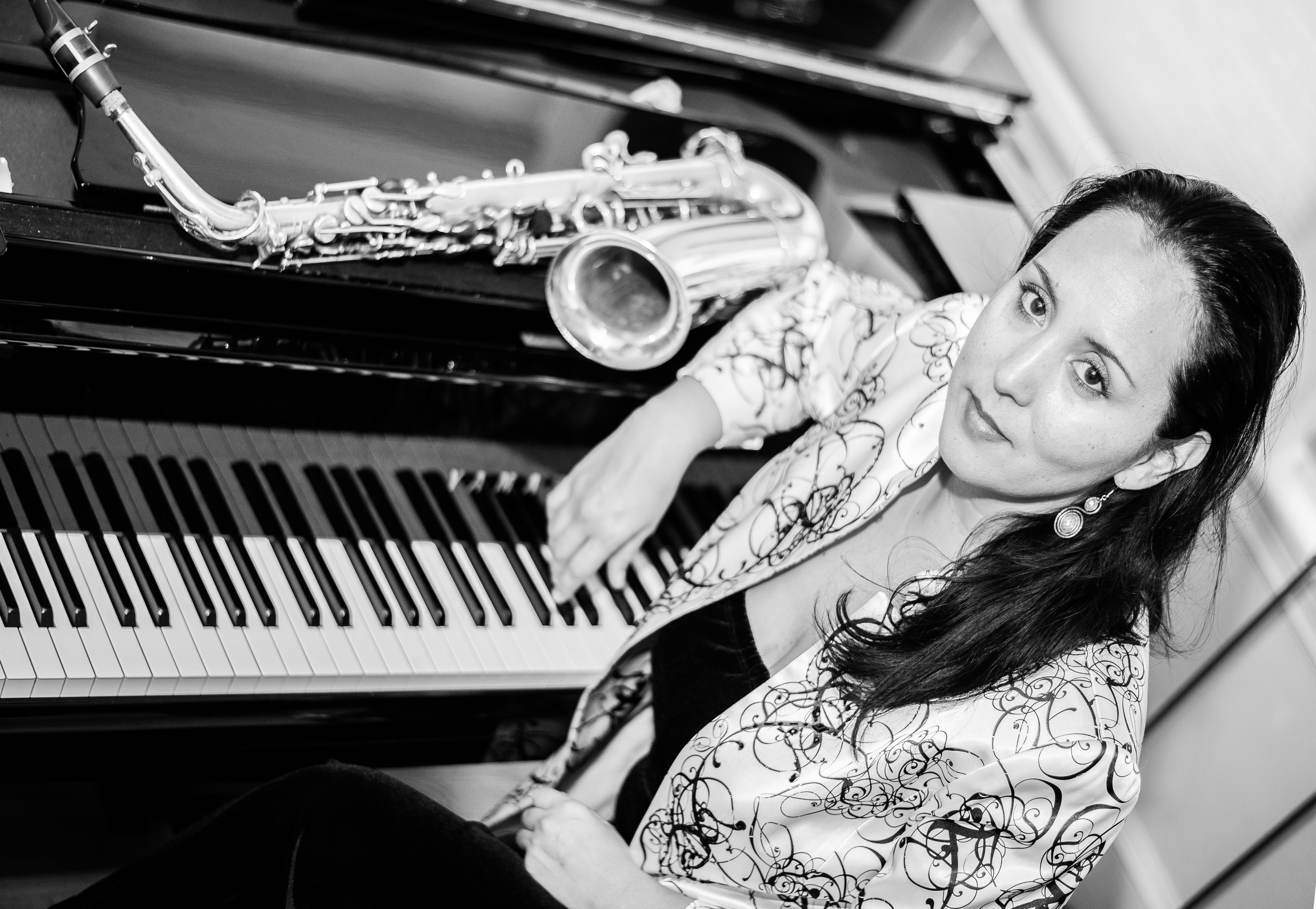 Patricia Perez - Pan-African Jazz Project - Panama _ Egypt