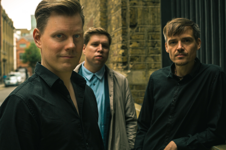 Aki Rissanen Trio-Finland