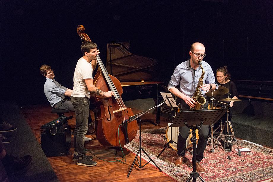 Eva Klesse Quartet-Germany