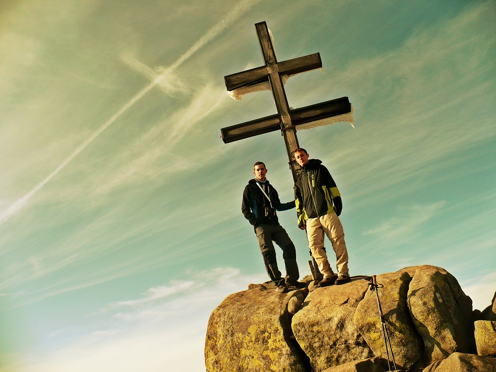 Nejvyšší vrchol - Ďumbier