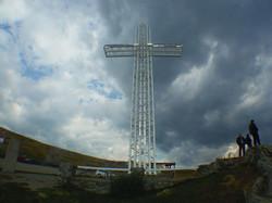 Kříž na Muntele Mic