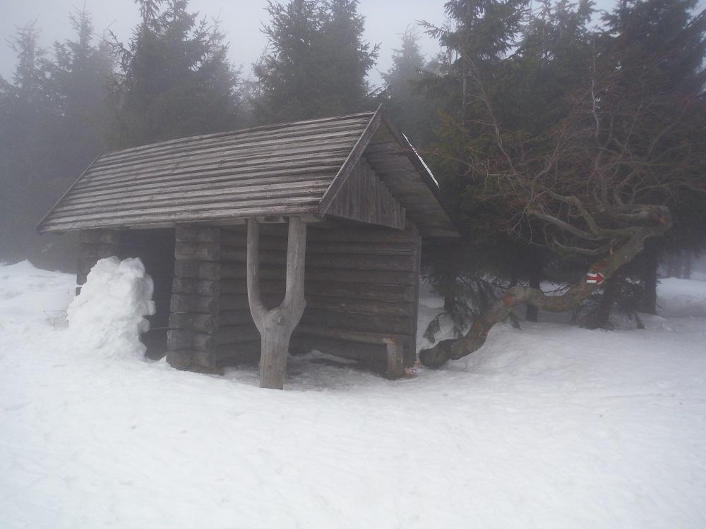 Přístřešek Klínovec