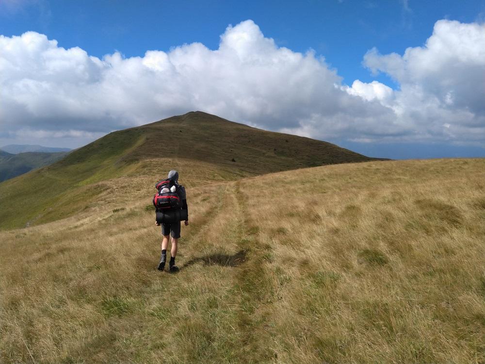 Výstup na nejvyšší vrchol Neamutului
