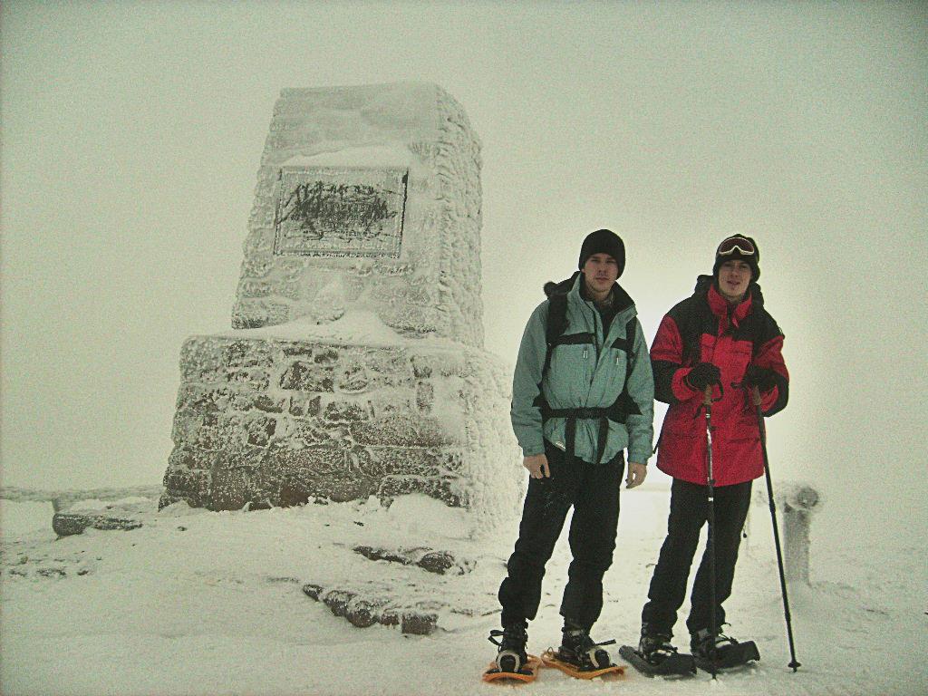 Mohyla Hanče a Vrbaty