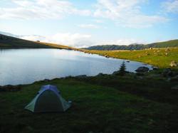Jezero Pietrele Albe