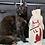 Thumbnail: Cat-Hi glittery wine bag