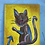 Thumbnail: This Cat canvas painting