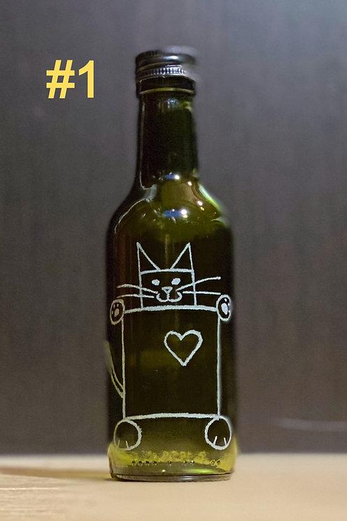Etched Mini Bottles