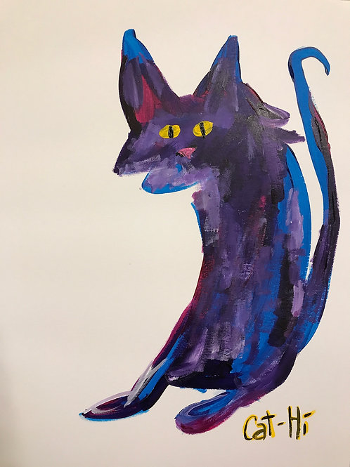 Colour Cat