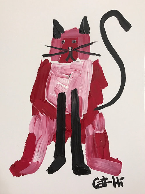 Transformer Cat- print
