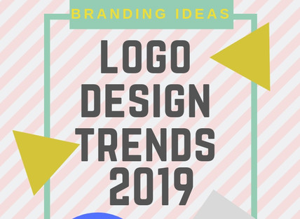Branding Ideas: Logo design trends for 2019