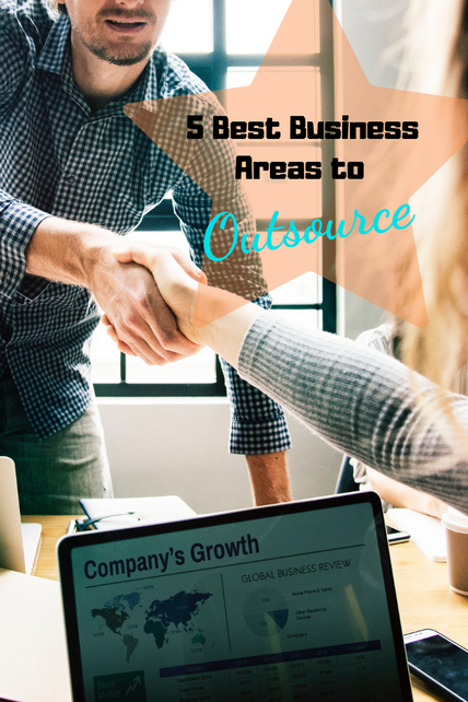 5 Best Business Areas to Outsource