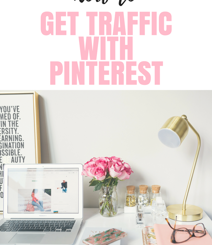 Get Traffic with Pinterest