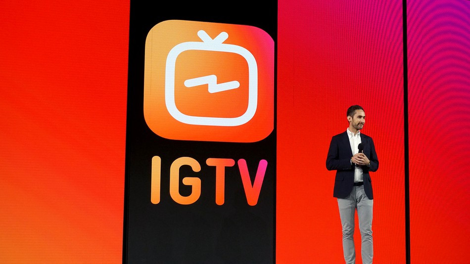 IGTV Launch and Kevin Systrom, Instagram CEO