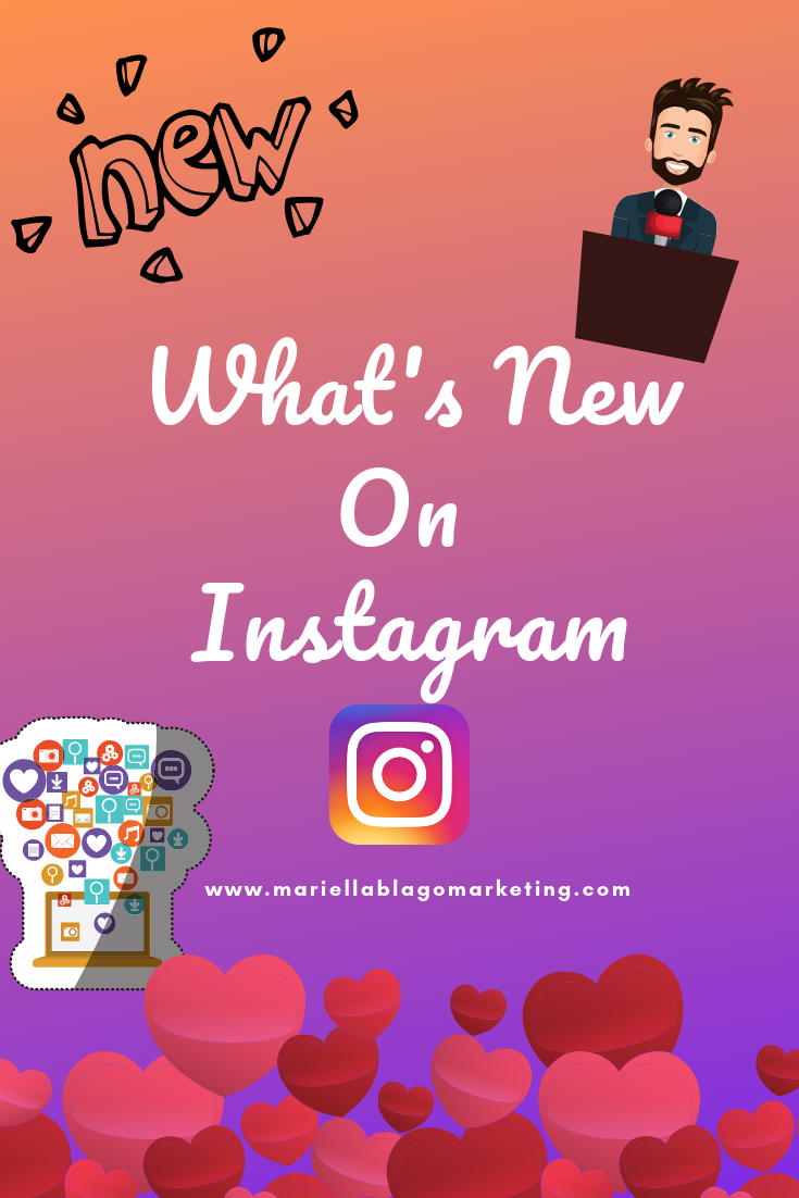 What's New on Instagram in 2019