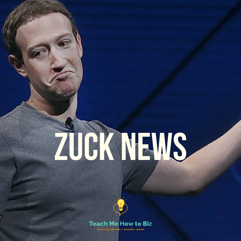Mark Zuckerberg Facebook changes