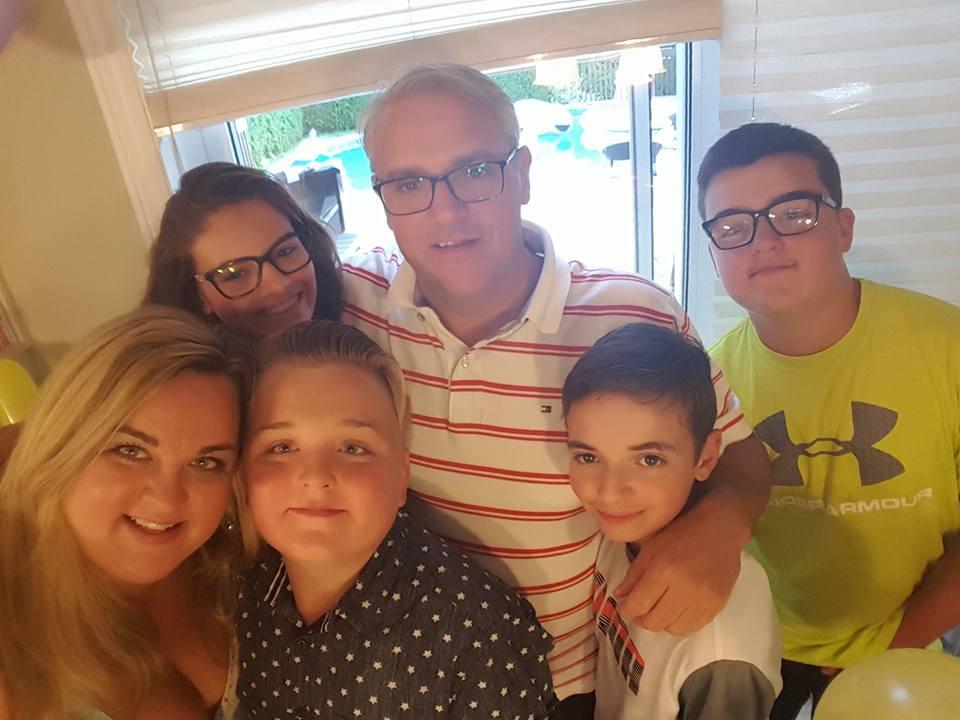 Kelly-Ann Briand Family