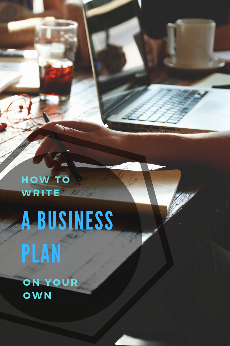 How to create a business plan on your own