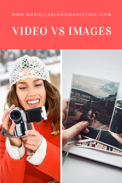 Video vs. Images - What gets more engagement on Social Media